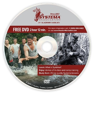 FREE DVD – SYSTEMA INSTRUCTION AND PREVIEW